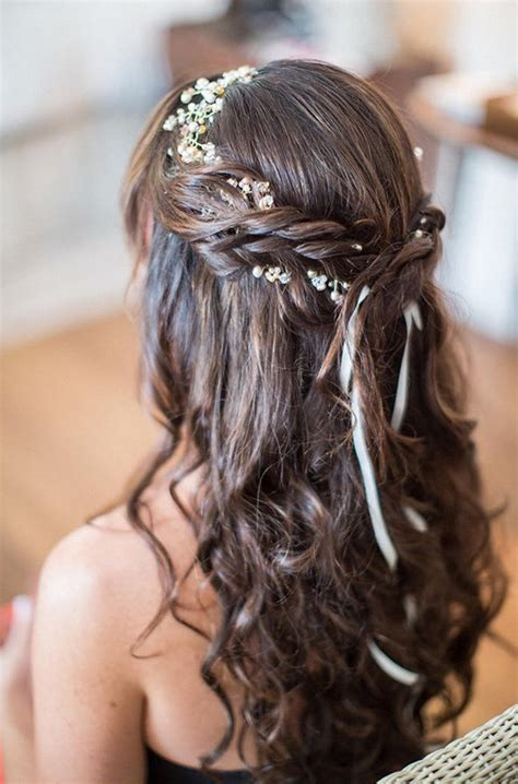 Vintage Rustic Wedding Hairstyles by Wedding Hairstyles 45 Best Bridal Inspirations For 2017