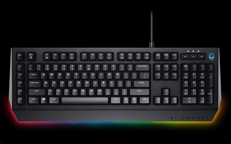 alienware finally into pc peripherals with its own gaming keyboards and mice pcworld