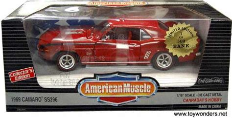C1107 American 1969 Camaro Ss396 Cannaday S Hobby 1 18 chevy camaro ss396 1969 1 18 yellow 29009 wholesale toys and diecast model cars