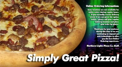 Northern Lights Pizza Co Des Moines Ia by Northernlights Pizza Franchise