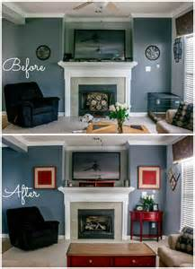 Living Room Makeover   Faithfully Free