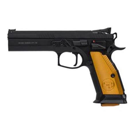 smith wesson 40 tactical cz usa cz 75 tactical sport orange semi automatic 40