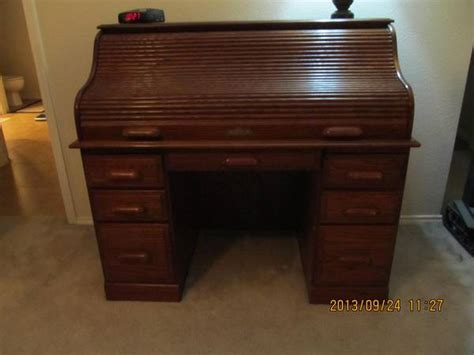 riverside roll top desk oak creek by riverside roll top desk for sale