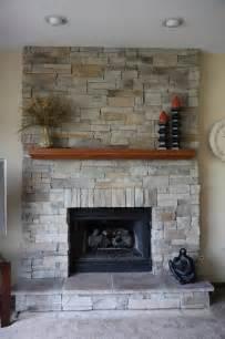 Everett Foyer Table Ledge Stone Fireplace Album 3 Traditional Family Room
