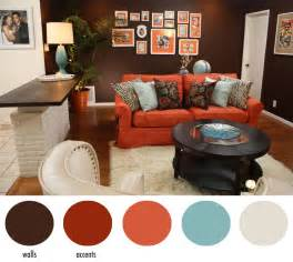 accent colors for brown mr kate hotel chic design diys seen on home made simple