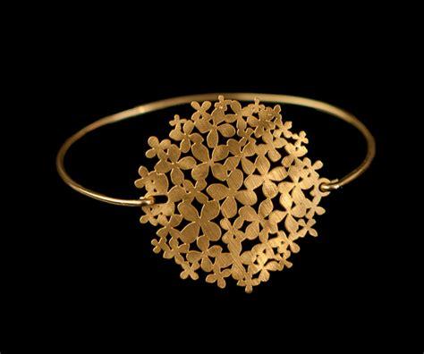 klimt fiori braccialetto gustav klimt giardino in fiori dorato n 176 2
