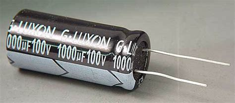 1 Mfd 50v Ceramic Cap by Radial Capacitors