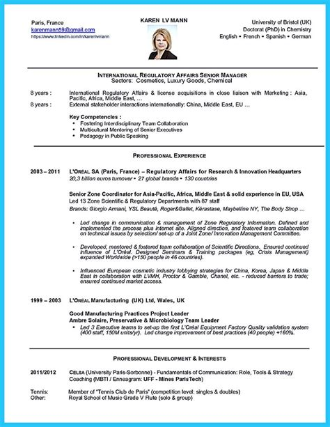 Formule Cv by Awesome Formula To Make Interesting Business
