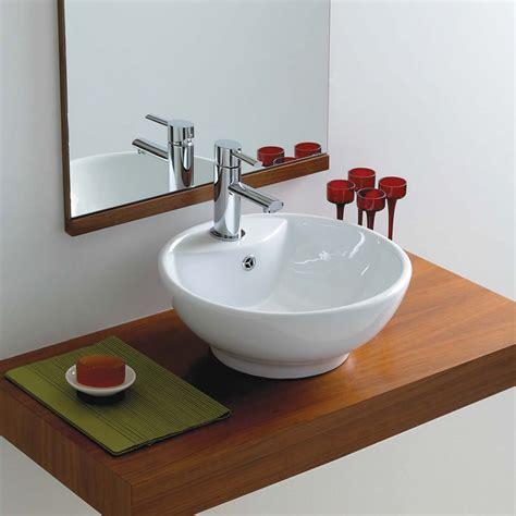 countertop bathroom basins phoenix jackie round countertop bowl vb002 uk bathrooms