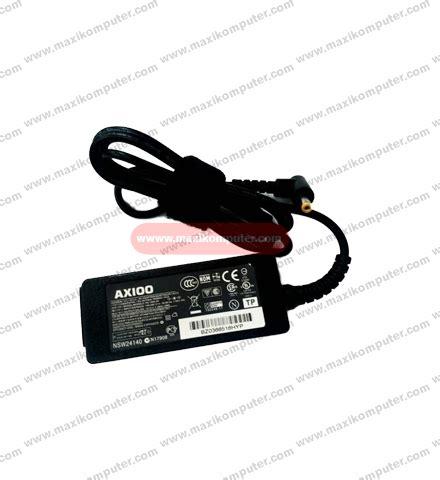 adapter notebook axioo 19v 1 58a original