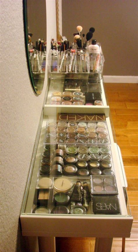 diy makeup vanity diy shelves diy makeup diy ikea makeup vanity ms tapioca diy craft ideas