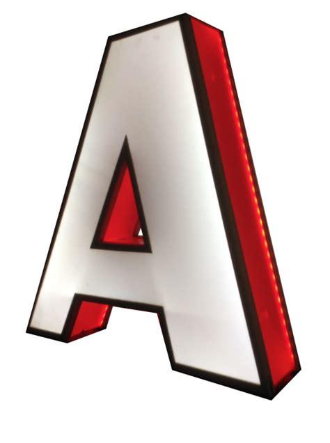 lettere luminose a led lettere luminose