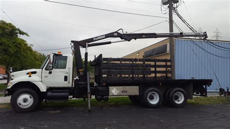truck cleveland ohio crane truck for sale in cleveland ohio