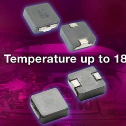 vishay low profile inductors vishay low profile inductors 28 images new iflr series low profile high current inductors