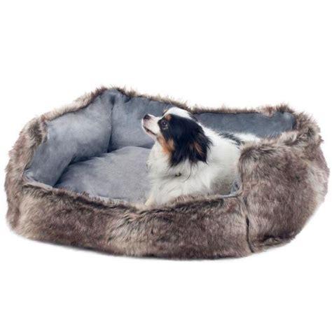 restoration hardware dog bed 12 stylish dog beds for national puppy day hgtv s