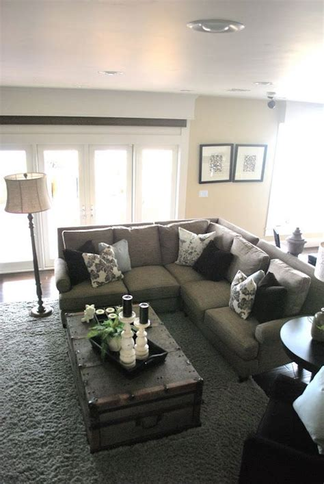 sectional sofa room layout 25 best ideas about sectional sofa layout on pinterest