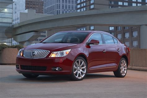 new car review 2013 buick lacrosse