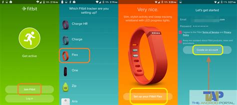 how to sync fitbit to android fitbit app for android set up fitbit with your android device