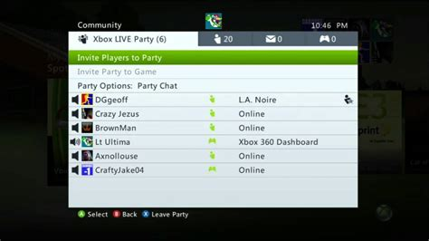 xbox live chat room xbox live party chat with geoff ramsey sort of youtube