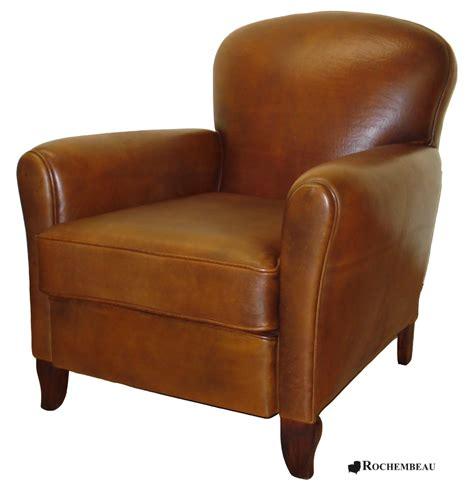 fauteuils club fauteuil club portsmouth fauteuil club en cuir basane rochembeau