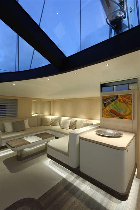 ultra modern mega yacht interior sailing yacht zefira by fitzroy yachts yacht charter