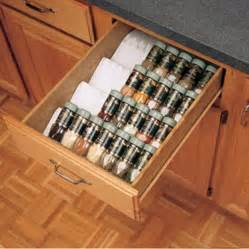 Kitchen Drawers by Kitchen Drawer Organizer Spice Tray Insert Rev A Shelf