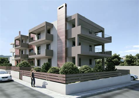 Appartment Complex by Amazing Design Modern Small Apartment Complex With Casabase Gerakas 3 Large Home