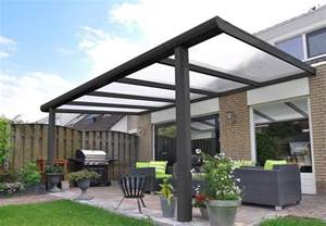 Discount Awnings Pergola Bois Avec Toiture Polycarbonate Penmie Bee