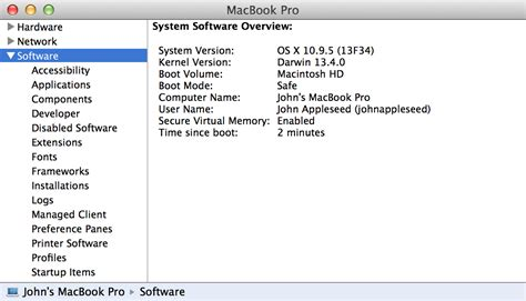 boot mode reset nvram how to boot your mac into safe mode