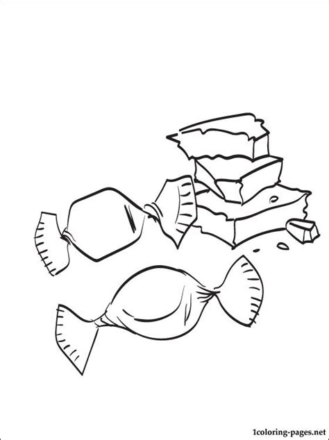 toffee colour pictures toffee coloring page coloring pages