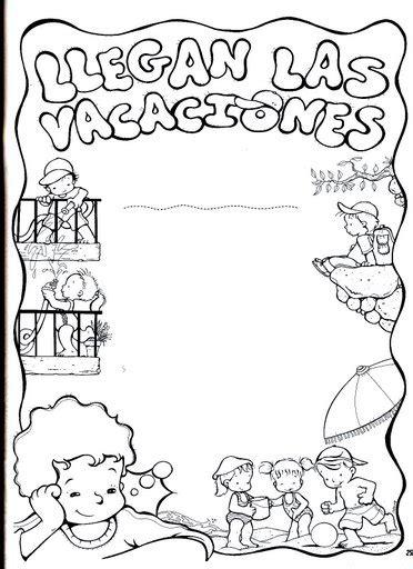 imagenes vacaciones preescolar im 225 genes carteles y gifs animados con frases bonitas de