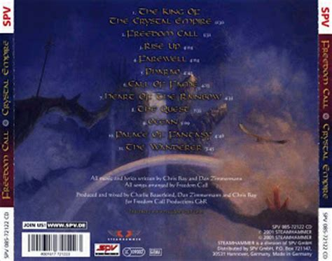 Empire Of Freedom freedom call empire 2001 muse