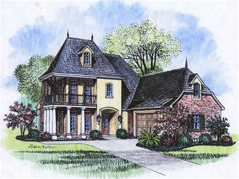 french style home plans architecture french acadian style house plans single