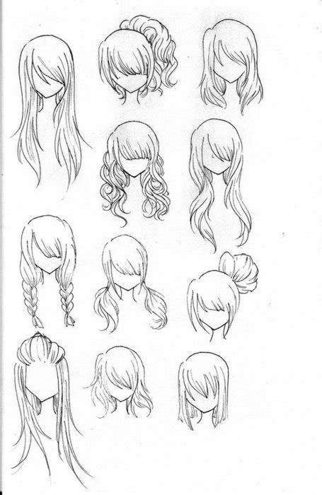 anime hairstyles hairstyles anime hairstyles for girls pictures