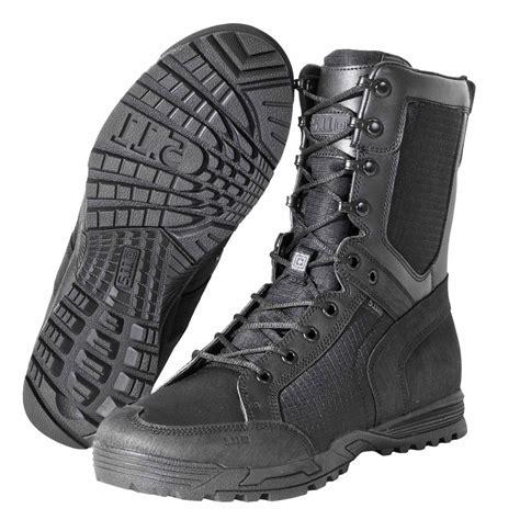 5 11 Tactical Boots 8 Black 5 11 tactical 8 quot recon combat boot w knife pocket