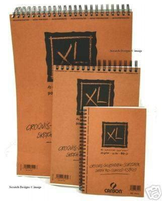 sketchbook canson a3 canson xl artsits sketch paper pad 90gsm a5 a4 a3 or a2
