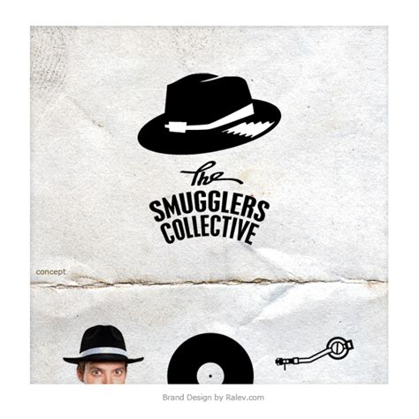 design logo hat the smugglers collective swing logo design ralev com