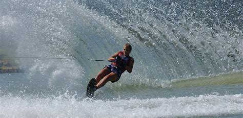 one and only lymanland water skiing heaven visit - 1 Year Water Skiing