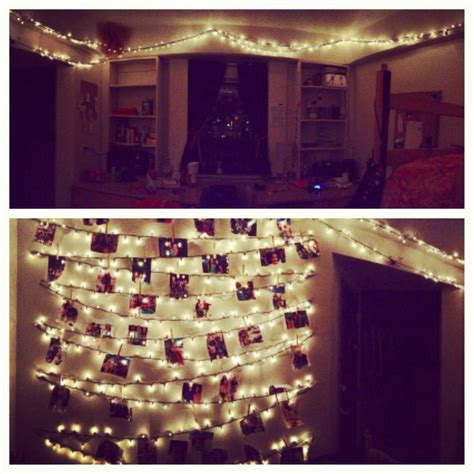 room decor lights collegiate madness