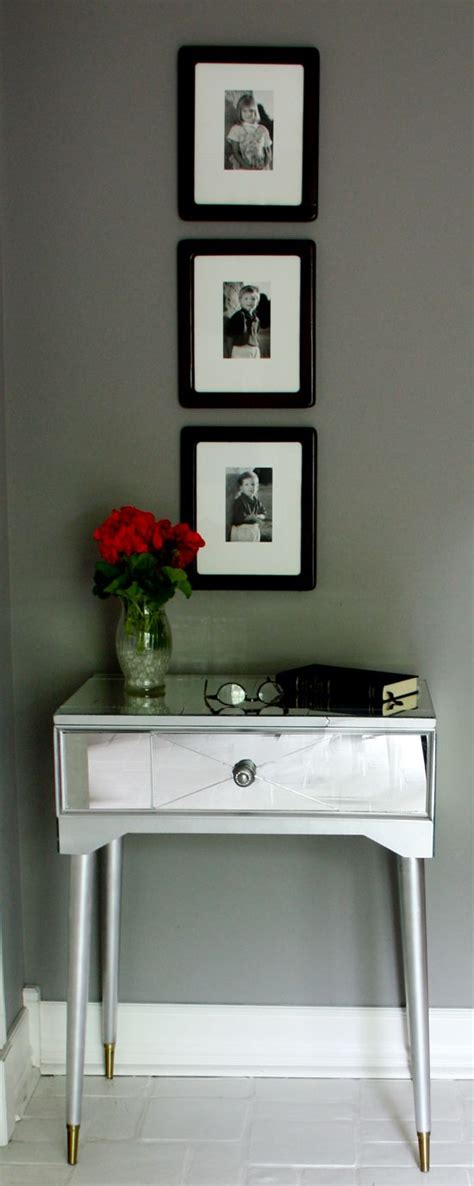 Diy Mirrored Desk 91 Best Images About Diy Mirrored Furniture On Pinterest Mirrored Nightstand Furniture And