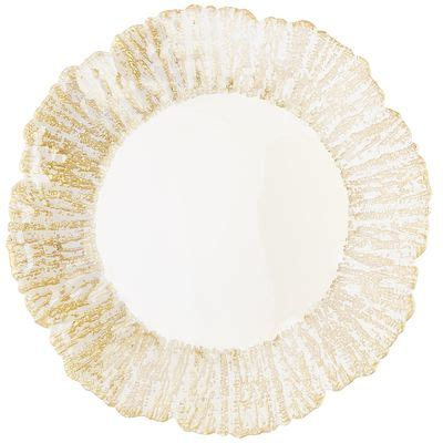 gold charger plates for 1 gold luster charger plate pier 1 imports