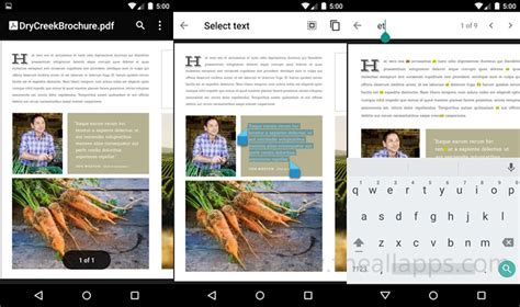 pdf viewer for android 10 แอพพล เคช น android น าใช จาก the all apps