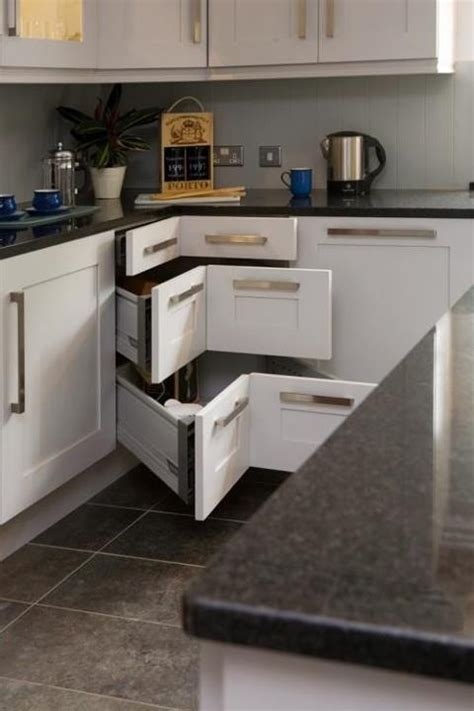 Kitchen Cabinet Space Savers | space saver kitchen cabinets kitchen bath pinterest