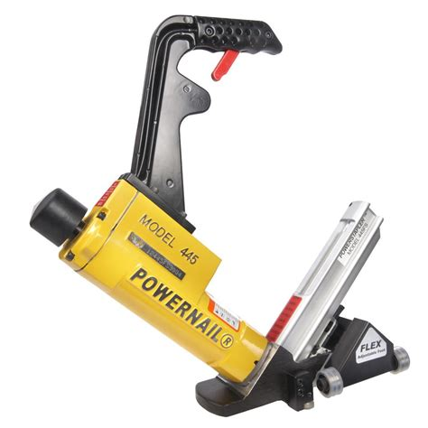 powernail 15 5 flex power roller pneumatic hardwood
