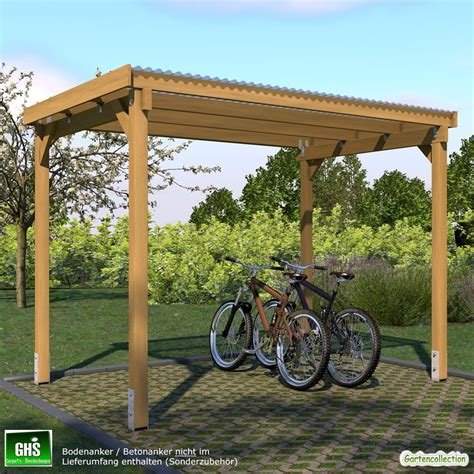 carport für motorrad gartenm 246 bel ghs g 252 nstig kaufen bei m 246 bel garten