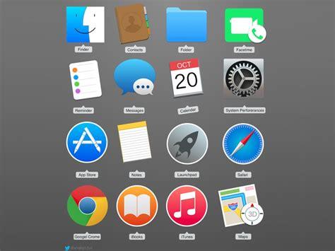 Home Design Osx Free apple mac yosemite osx icons sketch freebie download