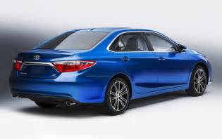 Se Toyota 2016 Toyota Camry And Corolla Special Edition To Debut In