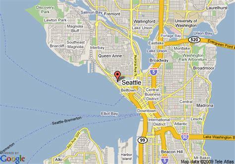 seattle map magnolia map of oakwood seattle seattle