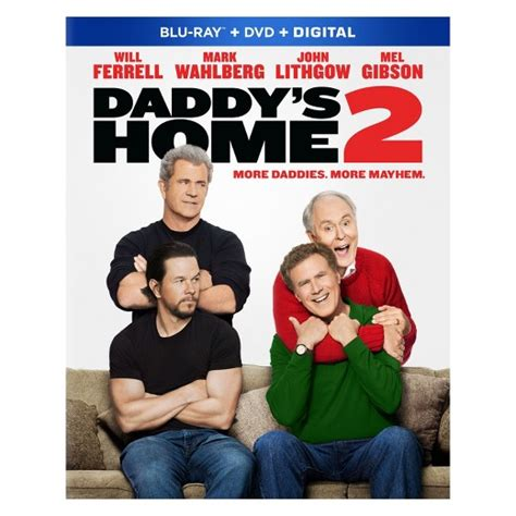 daddys home 2 s home 2 dvd digital target