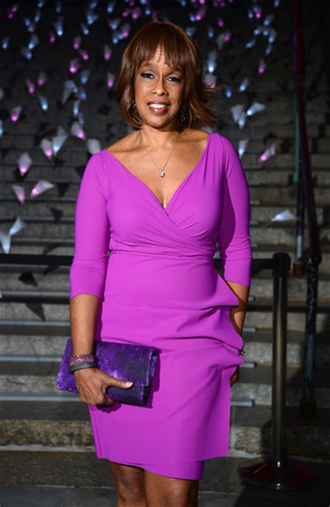 Gayle King Wardrobe by Gayle King Cocktail Dress Gayle King Looks Stylebistro